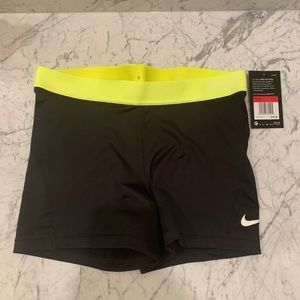 Nike Pro Cool Tri-Fit Athletic Shorts